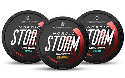 Nordic Storm snus