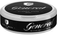 General Classic Mini White