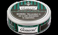 General Wintergreen White