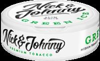 Nick & Johnny Green Ice