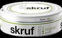 Skruf Slim Original White Portion