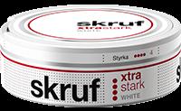 Skruf Xtra Strong White Portion