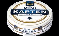 Kapten White Mini Portion