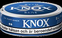 Knox X Blue Slim White