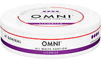 Omni Licorice Extra Strong