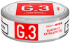 G3 Extra Strong Slim White