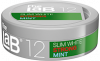LAB 12 Mint Strong Slim White