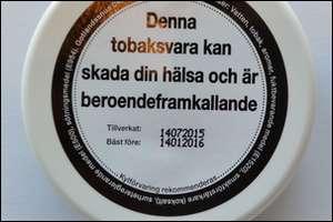 Gotlandssnus expire date